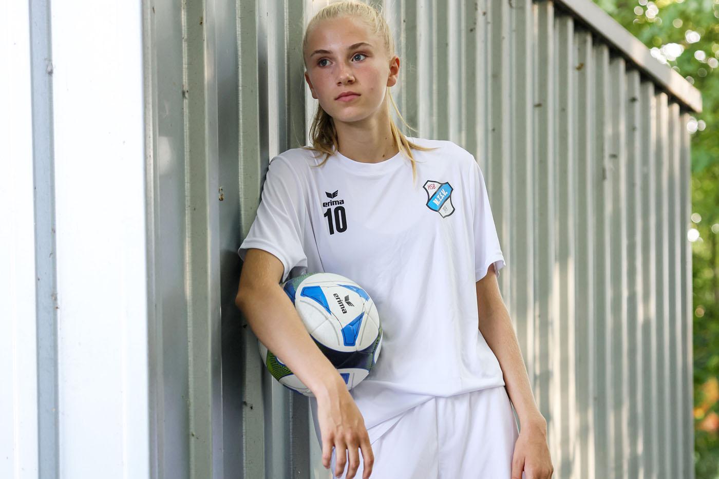 Paulina Bartz vom Niendorfer TSV
