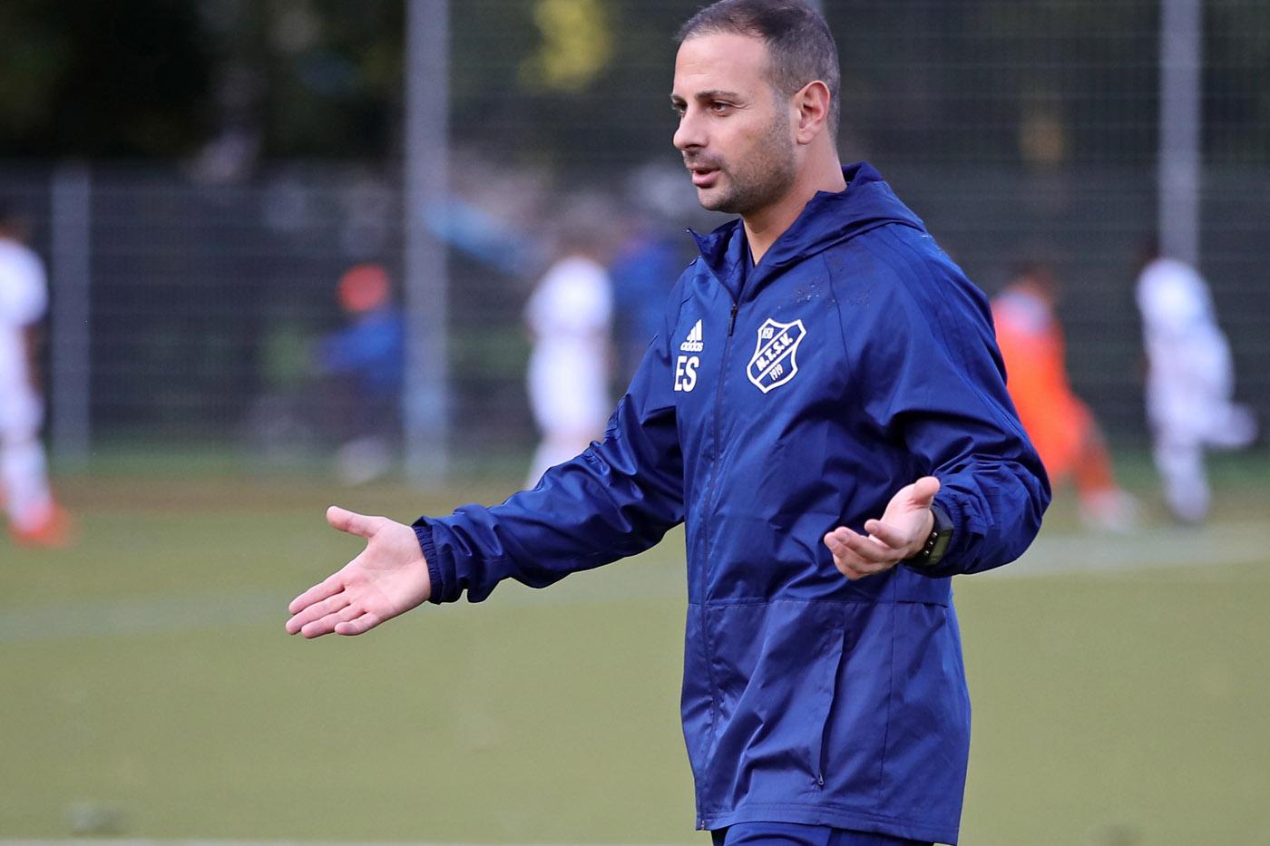 Trainer Eren Sen wechselt vom Niendorfer TSV zum HSV
