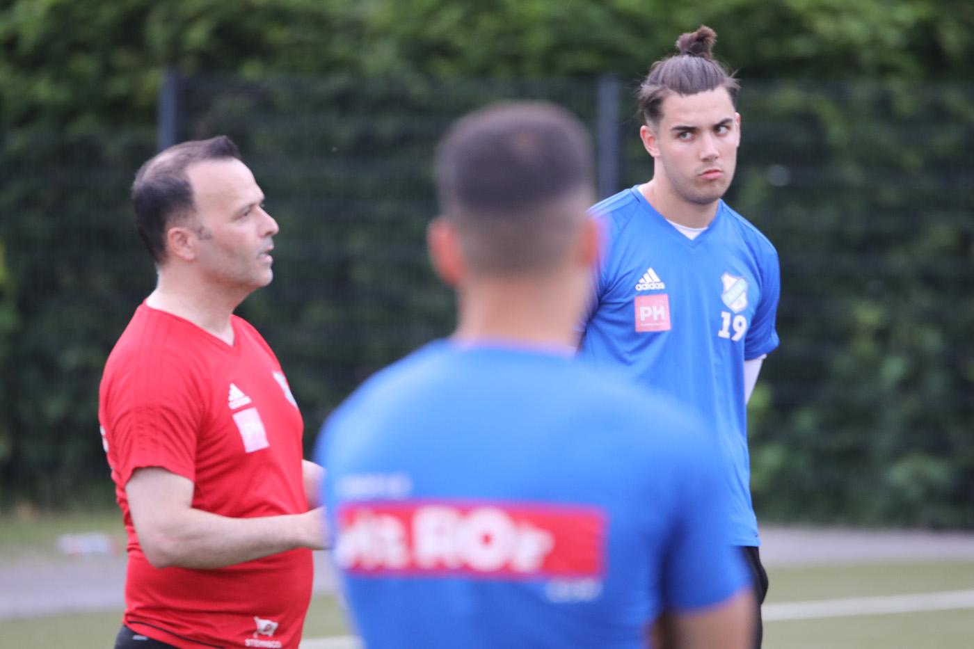 Gian-Luca Graefe Niendorfer TSV