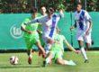 Niendorfer TSV U17 beim VfL Wolfsburg U16 Endstand 1:1